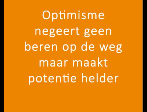 #eigenwijsheid: optimisme