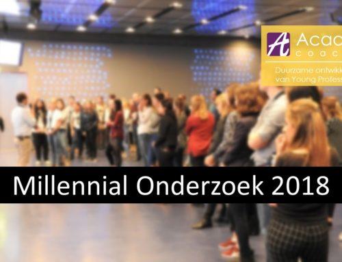 Millennial onderzoek 2018