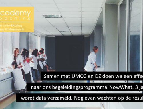 Effectstudie NowWhat samen met DZ en UMCG