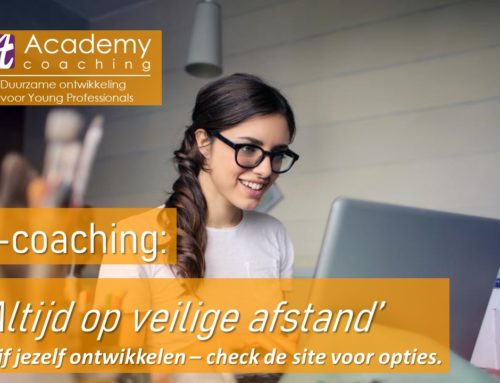 E-coaching als alternatief?