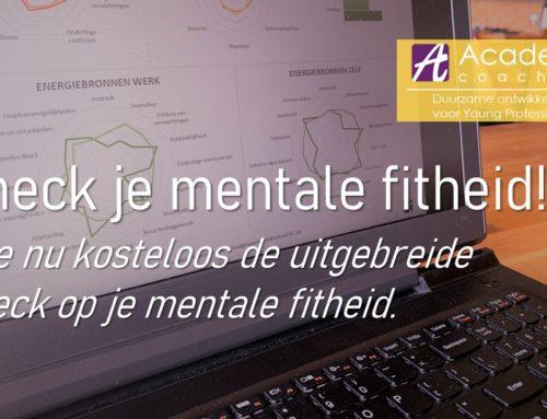 Ben jij mentaal fit?